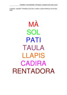 Activitats de lectura eficaç Conte, Triangles, Valencia, Make It Simple, Names, Author, Lettering, Activities, Learning