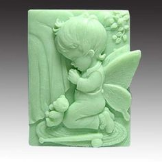 "3.3"" elfin Boy Pray 50251 Craft Art Silicone Soap mold Craft Molds DIY by Longzang, http://www.amazon.com/dp/B008FZ83NI/ref=cm_sw_r_pi_dp_WIOKqb1ZFC9BX"