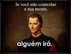 Maquiavel.