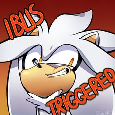 PNG by Snowsupply on DeviantArt Sonic Funny, Sonic Fan Art, Sonic Boom, Hedgehog Meme, Sonic The Hedgehog, Nintendo Sega, Speed Of Sound, Sonic Franchise, Silver The Hedgehog