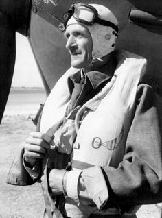 """Air Vice Marshal Keith Park took command of No. 11 Group RAF, responsible for the fighter defence of London and southeast England, in April 1940. His command took the brunt of the Luftwaffe's air attacks. Flying his personalised Hawker Hurricane around his fighter airfields during the battle, Park gained a reputation as a shrewd tactician with an astute grasp of strategic issues and as a popular """"hands-on commander"""