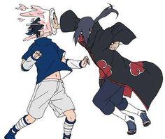 Itachi Face Pie!!! Why Sasuke actually hates Itachi