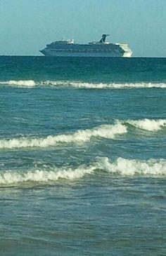 Miami South Beach:  Beach - Miami >> Explores our deals! 2008 -Took RC cruise to Bahamas from Miami