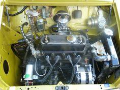 Tidy! Mini Coopers, Small Cars, Classic Mini, Minis, Engineering, British, Motorcycle, Inspiration, Motors