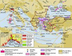 Gênes, XIIIe-XVe siècles