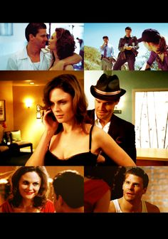 booth and brennan are such a cute couple!