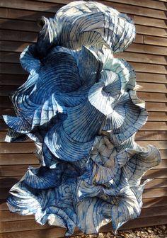 Delft  Peter Gentenaar   Paper Sculpture