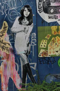 #streetart #zhe155 Paris/France by zhe155, via Flickr