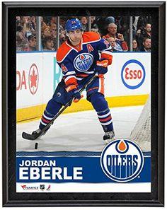 Oilers Jordan Eberle Plaque