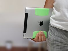 MagBak – The World's Thinnest iPad Mount   Aleksandr Tsukanov