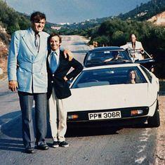 James Bond Movies, Adventure Movies, Scene Photo, Lotus, Behind The Scenes, The Past, Stage, Engineering, Cinema