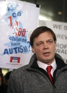Dr. Andrew Wakefield - Photo by Getty Images