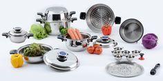 Guiding The Brides17 Piece Cookworld Cookware Set