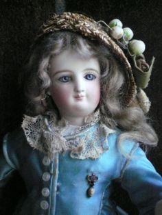 Little BRU French fashion doll from antiquedolls6395 on Ruby Lane