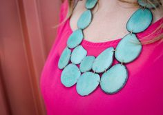 Noonday Collection necklace