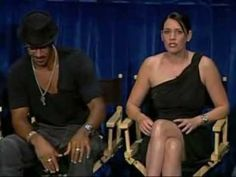 Paget Brewster impersonates Shemar Moore & they talk Twitter no matter how many times I watch this, it's still hilarious.