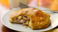 new twist on ham and cheese
