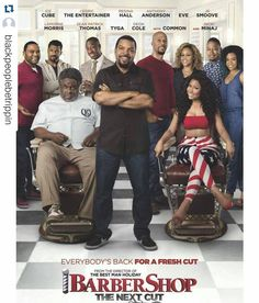 Repost @blackpeoplebetrippin with @repostapp  Hopefully  everyone plans to go out to support Barbershop The Next Cut this weekend!  #barbershop #icecube #eve #nickiminaj #cedrictheentertainer #instagood dj #djs Rap BattleDjs  #Hiphop  #Talnts #supermodels #HouseMusic #Reggae  #paidinfull #RocknRoll  #PopMusic #Seratodj  VinylRecords  #Brooklyn #NYC #turntablism #rap #hiphop #radiodj #instarepost20 #instarepost  #blackpower #haveuheardpromo #effen #Vodkila #movie #movies by haveuheardpromo…