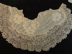 Antique Lacework Paris Find Antique Cotton Lace by FrouFrouShoppe, $30.00