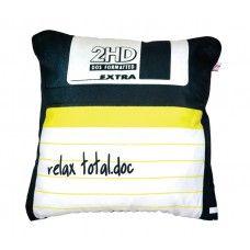 Almofada Disquete for R$67,00 - Para Geeks - Trekos & Cacarekos