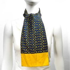 Discover rare and collector Hermes scarves, ties and ascots. Hermes Men, Hermes Paris, Burberry Men, Gucci Men, Tom Ford Men, Hugo Boss Man, Rolex Submariner, Calvin Klein Men, Ascot