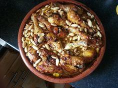 RECIPAY.COM - Tajine de poulet aux amandes