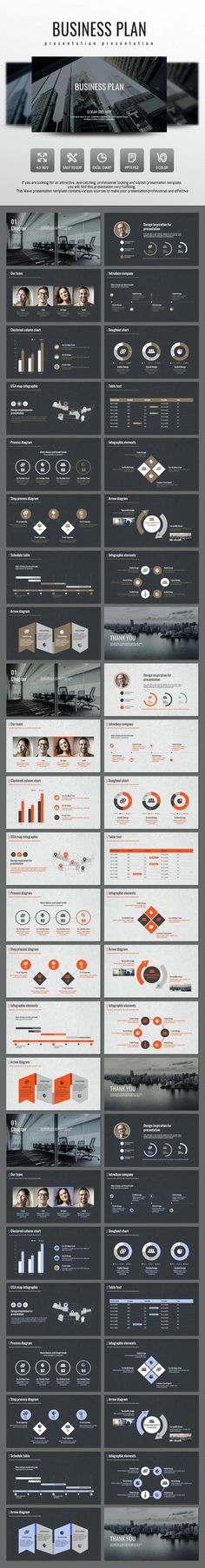 Buy Business Plan by on GraphicRiver. This 'Business Plan Presentation' template is designed with business plan design themes. Attractive colors and images. Graphisches Design, Slide Design, Plan Design, Layout Design, Business Plan Presentation, Presentation Layout, Presentation Templates, Business Ppt, Business Planning
