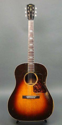 Adirondack Spruce top, Brazilian Rosewood back & sides. Gibson Epiphone, Gibson Guitars, Gibson Acoustic, Acoustic Guitars, Guitar Chords And Scales, Learning Music, Cheap Guitars, Guitar Collection, Guitar Design