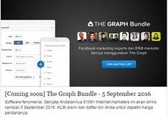 The Graph Bundle  Yaitu The Graph desktop (versi 3) dan The Graph mobile (iOS dan Android) dalam 1 penawaran dengan harga spesial.  Baca selengkapnya disini: http://goo.gl/0QkRXa  Gunakan kupon : TGBUNDLE  untuk mendapatkan diskon special.
