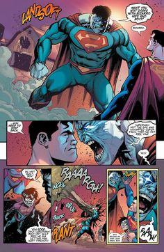 Comic Art, Comic Books, Univers Dc, Marvel Comics Art, Dc Comics Characters, Clark Kent, Comic Character, Batman, Superhero