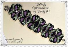 BP-BR-106-2015-80  Butterfly Extravaganza  Peyote by TrinityDJ