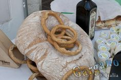 Manfredonia: Pane e Scaldatelli