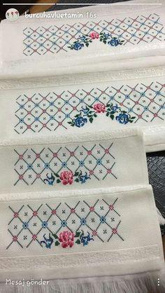Анна's media content and analytics Cross Stitch Borders, Cross Stitch Flowers, Cross Stitch Designs, Cross Stitching, Cross Stitch Patterns, Embroidery Sampler, Cross Stitch Embroidery, Embroidery Patterns, Hand Embroidery