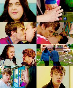 I've got no reason to stay. My mad fat diary Nico Mirallegro, Diary Writing, Crazy Fans, I Series, British Comedy, Wolf Girl, Movie Wallpapers, Dear Diary, 16 Year Old