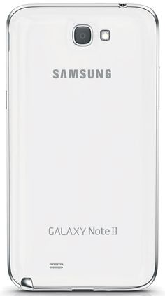 Buy Samsung Galaxy Note II 4G Android Phone, White (Sprint) - Muddlex - Social Media and Technology News
