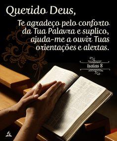 Senhor, que eu seja sempre orientada por ti¸.•♥♥