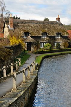 Thornton le Dale, Yorkshire, England