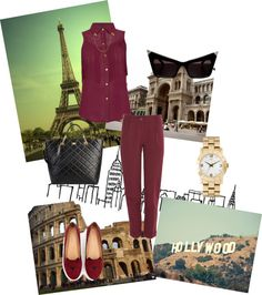 """loafers."" by luciana-codreanu ❤ liked on Polyvore"
