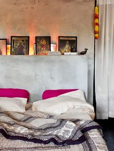 Sharing the best in Eclectic and Bohemian Interior design from across the web: From Moon to Moon