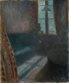 Nuit à Saint-Cloud (1890)