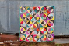 Tales of Cloth: Use Your Words Quilt.