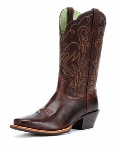 Ariat Women's Legend Boot - Sassy Brown  I adore these! So comfortable!