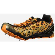cheetah track spikes!