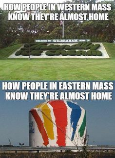 These memes and funny pictures capture life in Massachusetts at its most hilarious. Massachusetts Memes, Springfield Massachusetts, England Funny, New England, Boston Strong, In Boston, Boston Art, Funny Images, Funny Pictures