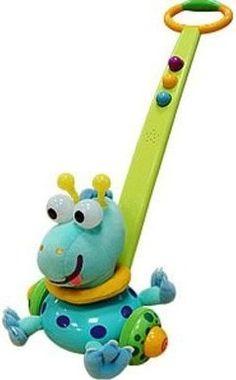 EARLY STAR Каталка Динозавр