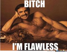 The First Male Centerfold In Cosmopolitan Magazine Burt Reynolds.