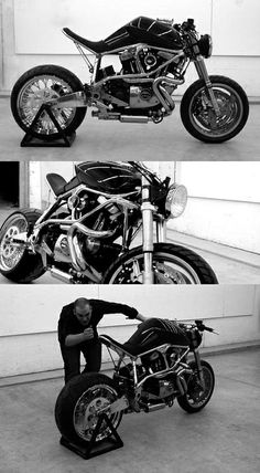 Buell X1 by Nos Concepts