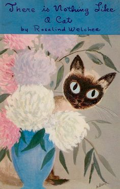 Es gibt nichts wie eine Katze von Rosalind von ElwoodAndEloise