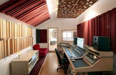 Wall acoustic treatments