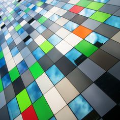 1X - Windows and colors. by Jaap Koer